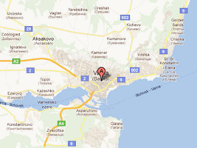 Foto Server By Carnaval Com Maps And Guides Varna Google Maps
