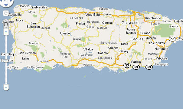 Foto Server By Carnavalcom Maps And Guides Puertoricogooglemap - Maps puerto rico