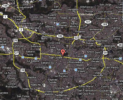 Foto Server by Carnaval.com : Maps and Guides : San-Jose ...