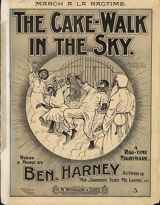 the popularization of cakewalks in the ragtime era The extraordinary story of why a 'cakewalk  became known for performing cakewalks as part of  an early predecessor of what's now known as ragtime.