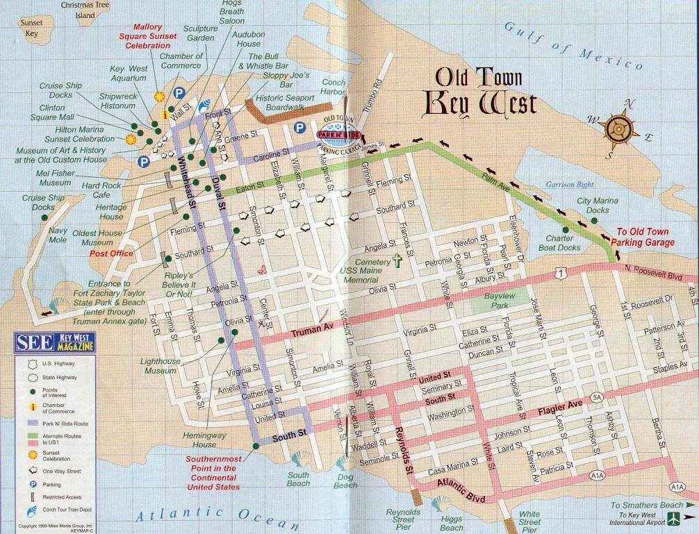 Foto Server by Carnaval.com : Maps and Guides : key-west-map on key west sightseeing map, downey street map, key west tourist map, stock island street map, monroe county street map, chicago street map, bimini street map, key west map pdf, key west tour map, duval street bars map, navarre beach street map, key west visitor map, key west district map, tampa street map, dade city street map, key west hotel map, pembroke pines street map, koloa street map, hobe sound street map, key west fl map,
